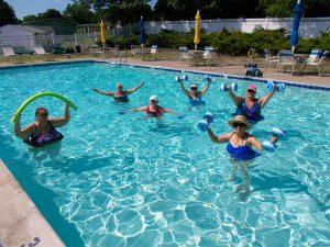 Pool Exercising